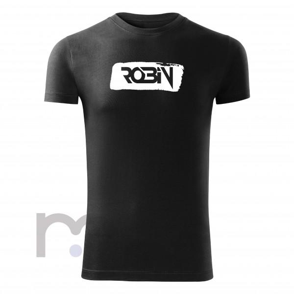 Dj Robin tričko Black