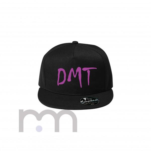 DMT Snapback Black