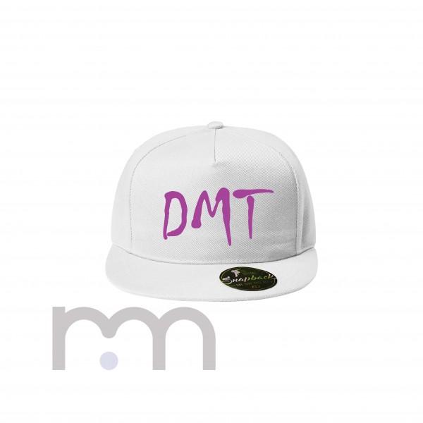DMT Snapback White
