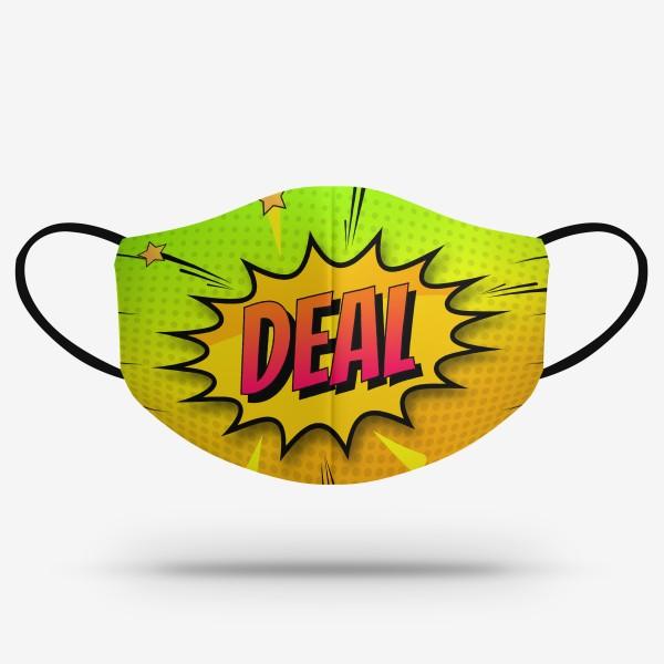 Merch mask - Deal